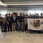 Studenti dell'istituto Tecnico Industriale Max Plank di Treviso