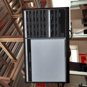 AgiLAB HMI - sistema di marcatura CNC