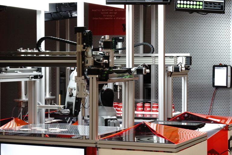 AgiLAB robotics