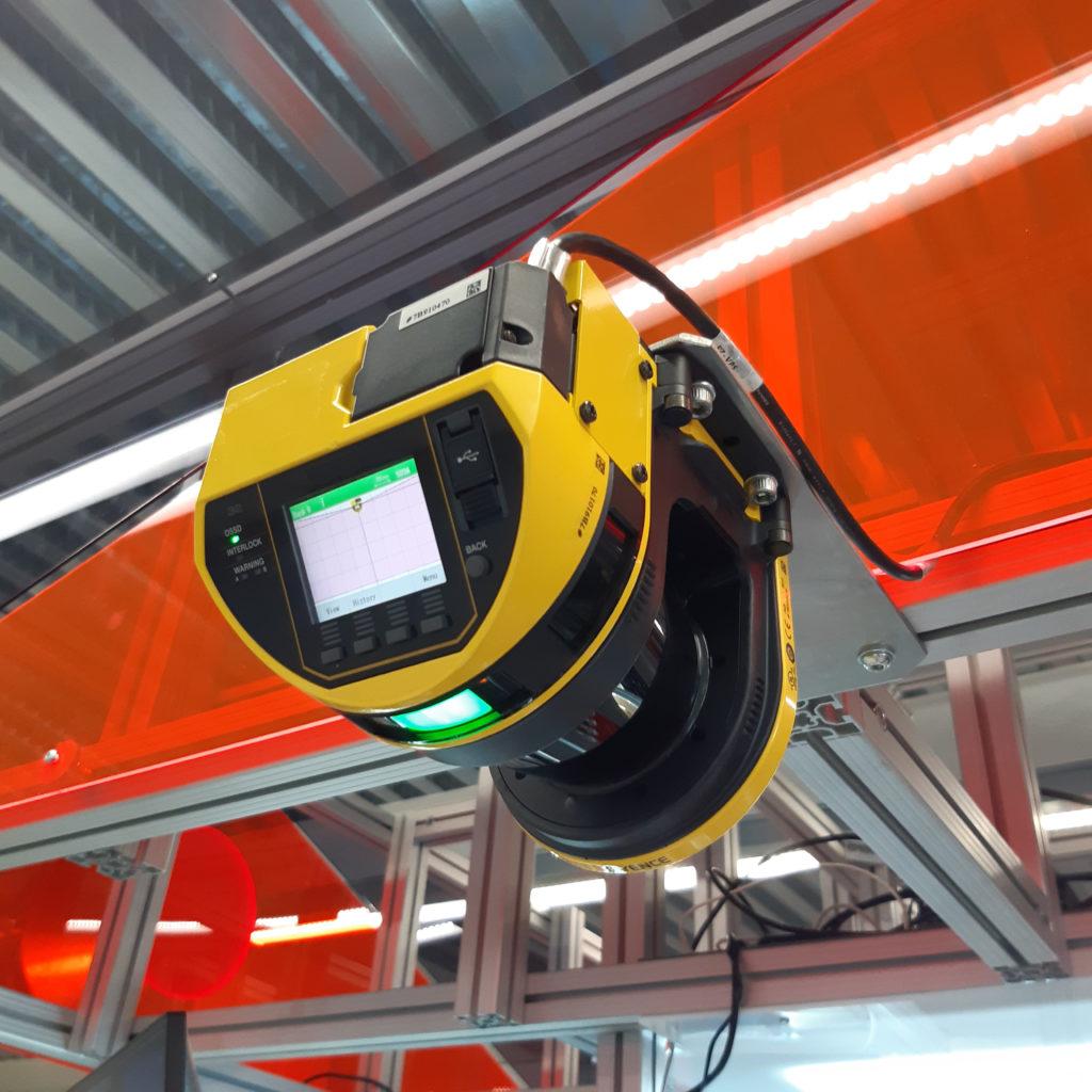 AgiLAB Sistema Safety 4.0