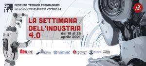 ITT Astori - settimana dell'Industria 4.0 - aprile 2021