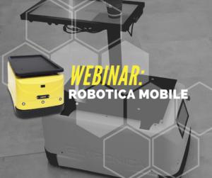 Webinar AMR robotica mobile