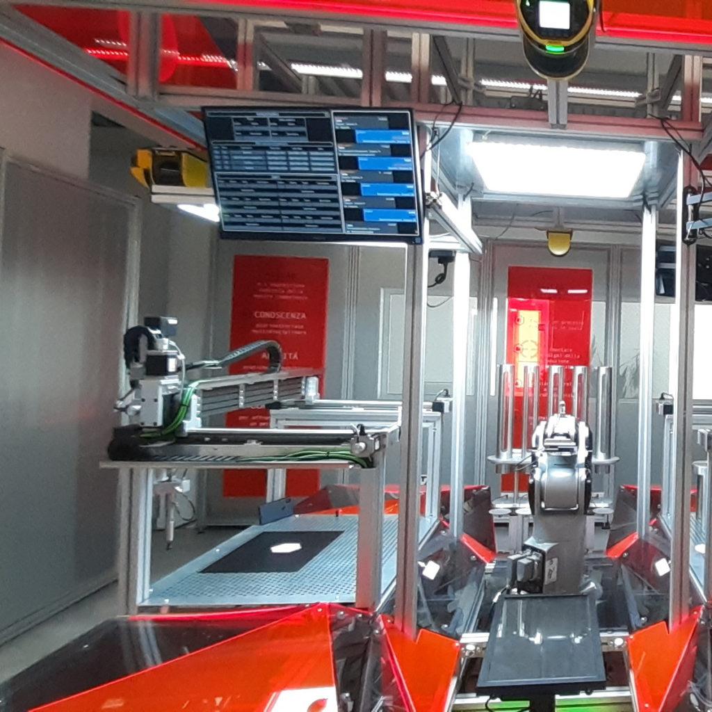 AgiLAB Cartesian robot A