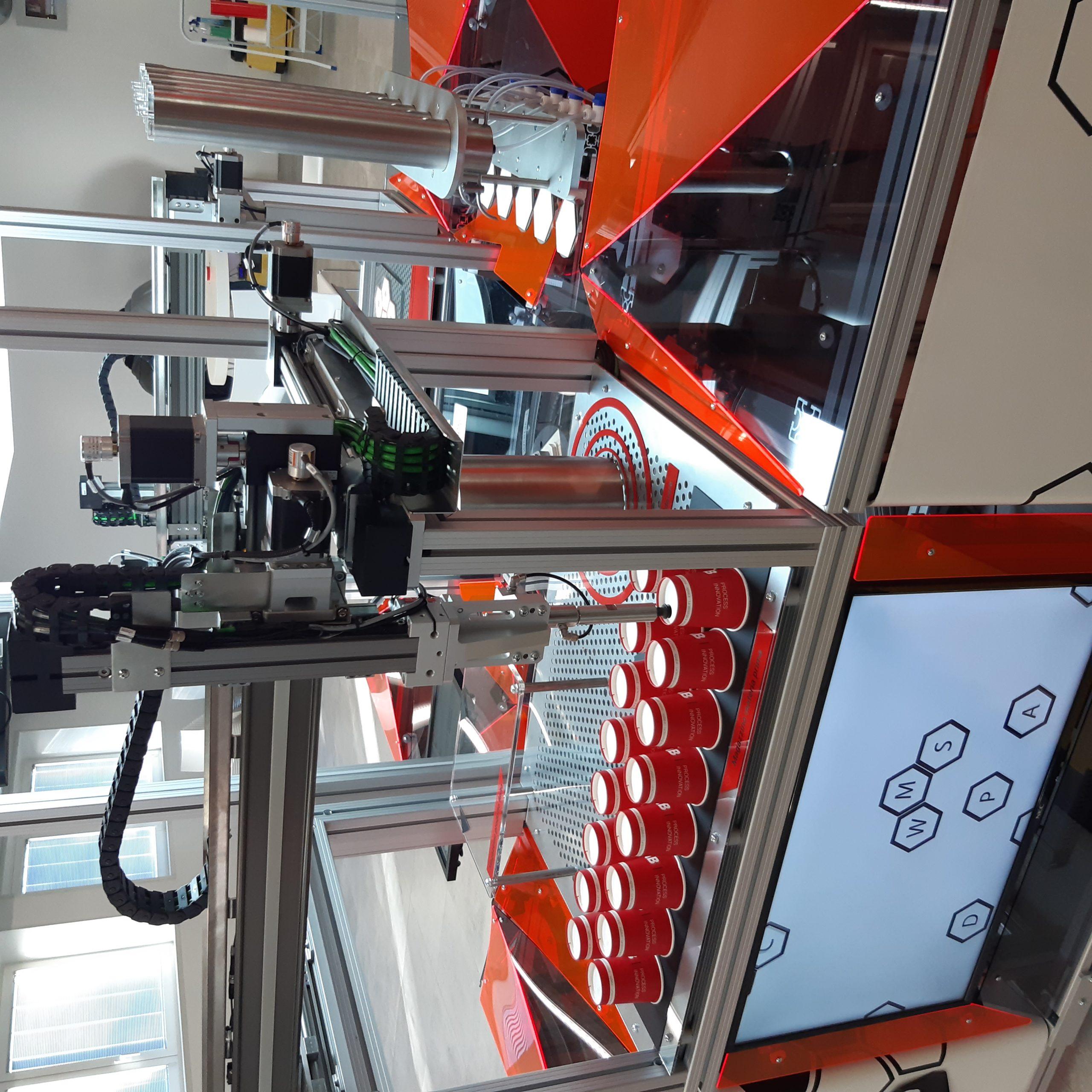 AgiLAB Cartesian robot B